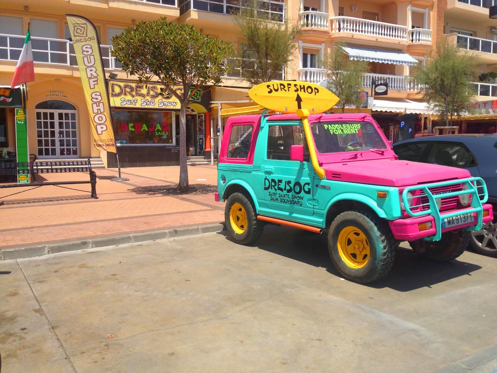 Dreisog tienda de surf