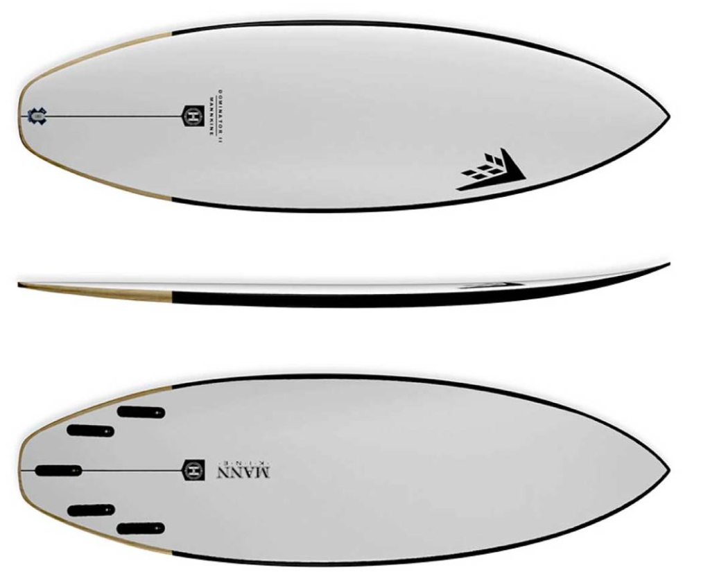 tabla de surf dominator 2.0