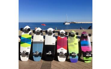 NUEVOS TRITON CARVER SURFSKATE